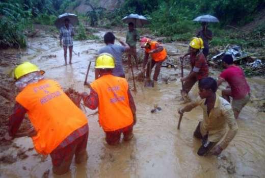 Leysan yağışları 134 nəfərin ölümünə səbəb olub
