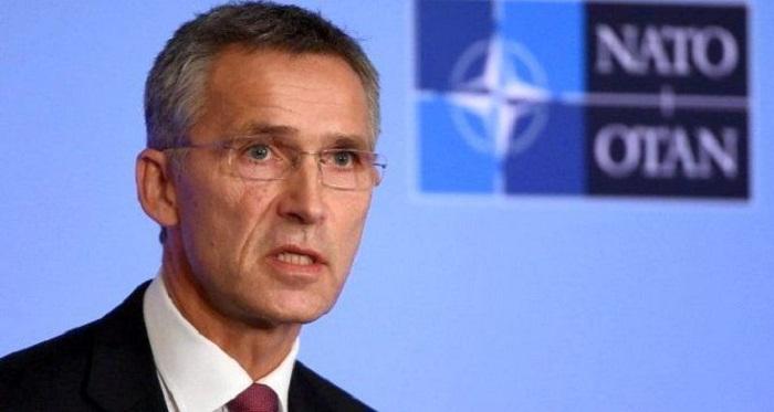 NATO baş katibi Türkiyədən üzr istədi