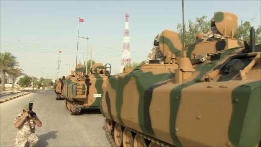 Ankara Afrində türk hərbçilərin ölümündə ABŞ-dan şübhələnir