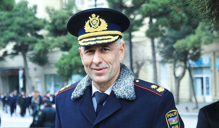 Bakı Şəhər Baş Polis İdarəsindən mitinq XƏBƏRDARLIĞI