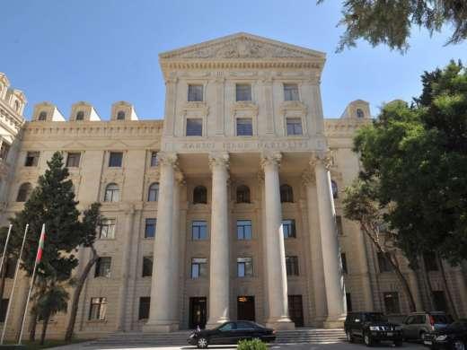 Rəsmi Bakı Paşinyanın separatçı çıxışına reaksiya verdi