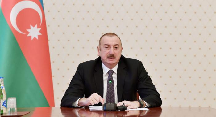 Prezident Bağdad Amreyevi videoformatda qəbul edib -YENİLƏNİB
