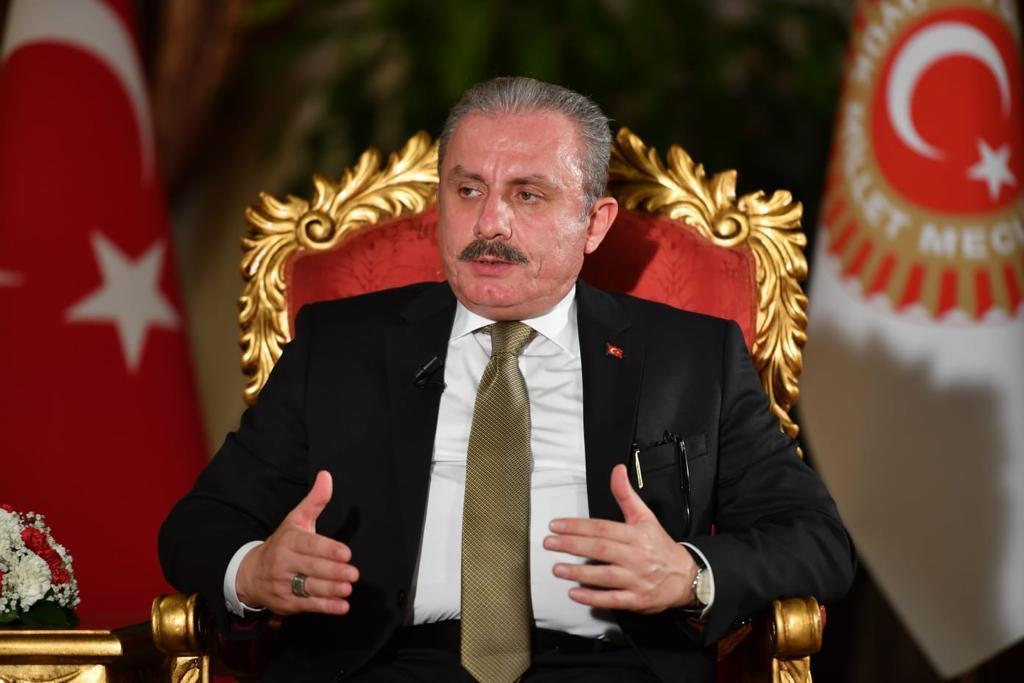 Mustafa Şentop:Türkiyə bundan sonra da azərbaycanlı qardaşlarının yanında olacaq