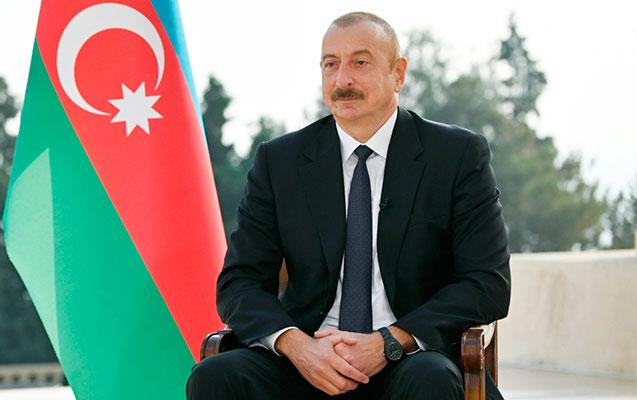 Prezident İlham Əliyev: Bizim erməni xalqı ilə işimiz yoxdur