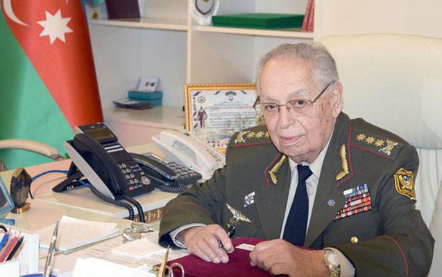General Tofiq Ağahüseynov vəfat etdi