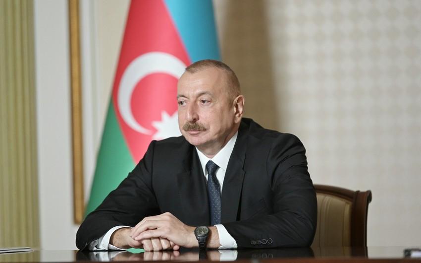 Prezident: Füzuli nəzarətimizə keçəndən sonra Şuşa istiqamətinə getmək üçün daha geniş imkanlar açıldı