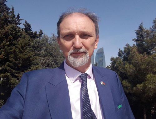 Yuri Boçarov: Azərbaycanın iqtisadi siyasəti xüsusi hörmətə və razılığa  layiqdir